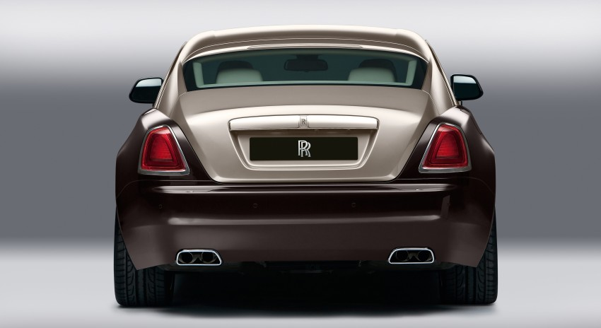 624 hp Rolls-Royce Wraith is the most powerful ever Image #159000