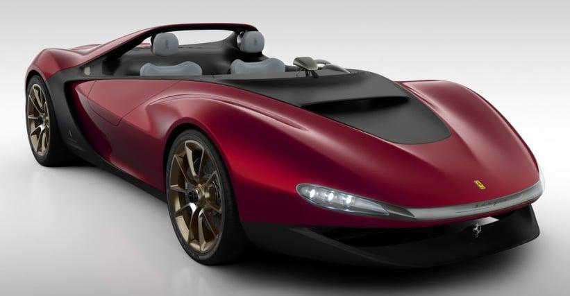 Pininfarina Sergio Concept – fitting tribute to a legend Image #160928