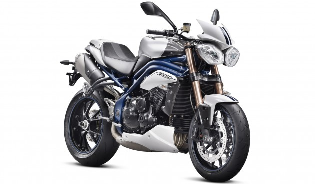 Triumph Speed Triple SE