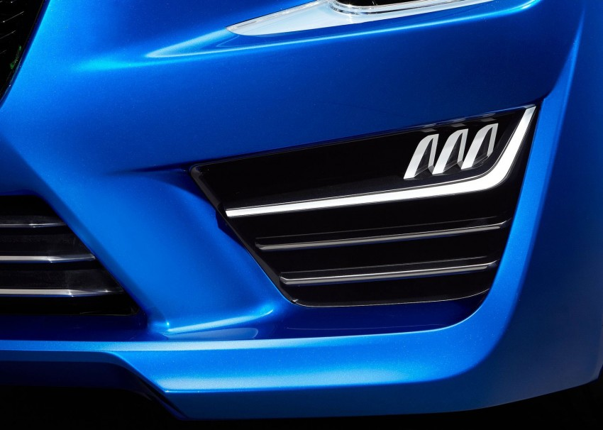 Subaru WRX Concept – NYC showcar hints at next gen Image #164954