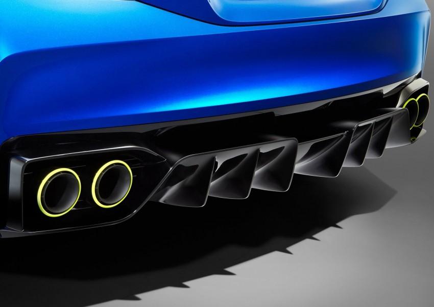Subaru WRX Concept – NYC showcar hints at next gen Image #164968