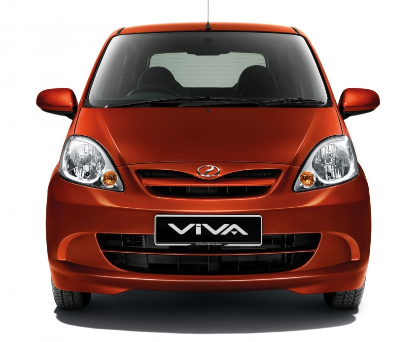 Perodua launches S-Series Viva, Myvi and Alza – all Peroduas now come with 3 years free service Image #161650