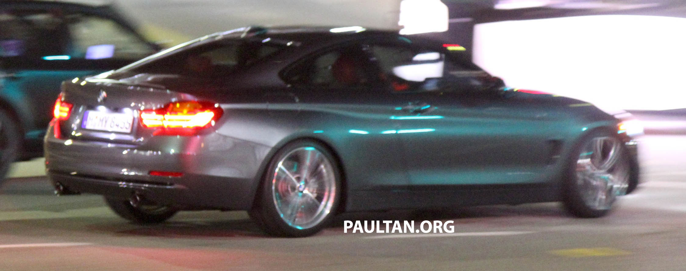 All Bmw Series >> BMW 4-Series Coupe production car revealed! Paul Tan - Image 163335