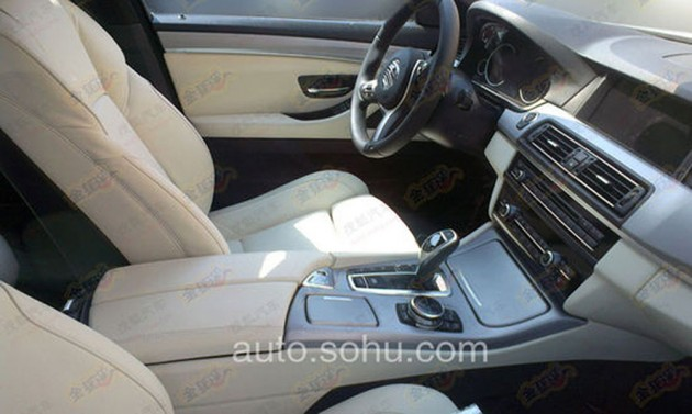 bmw-f10-facelift-interior-spyshot