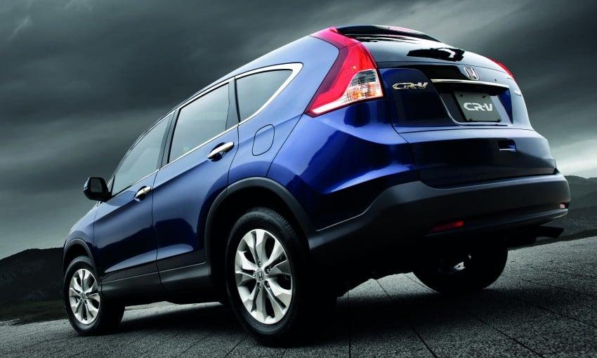 Honda CR-V launched – 2.0 litre, CKD, RM148,800 Image #159195