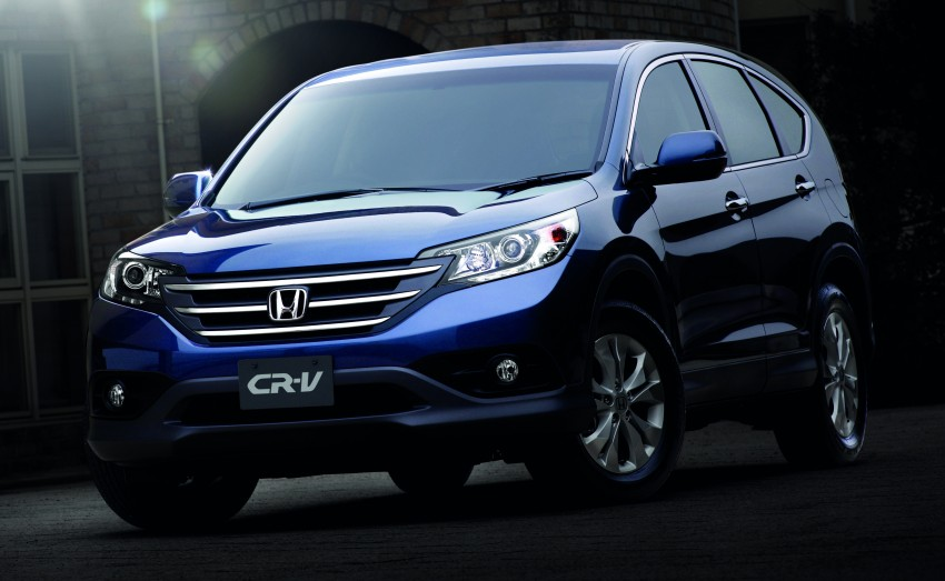 Honda CR-V launched – 2.0 litre, CKD, RM148,800 Image #159194