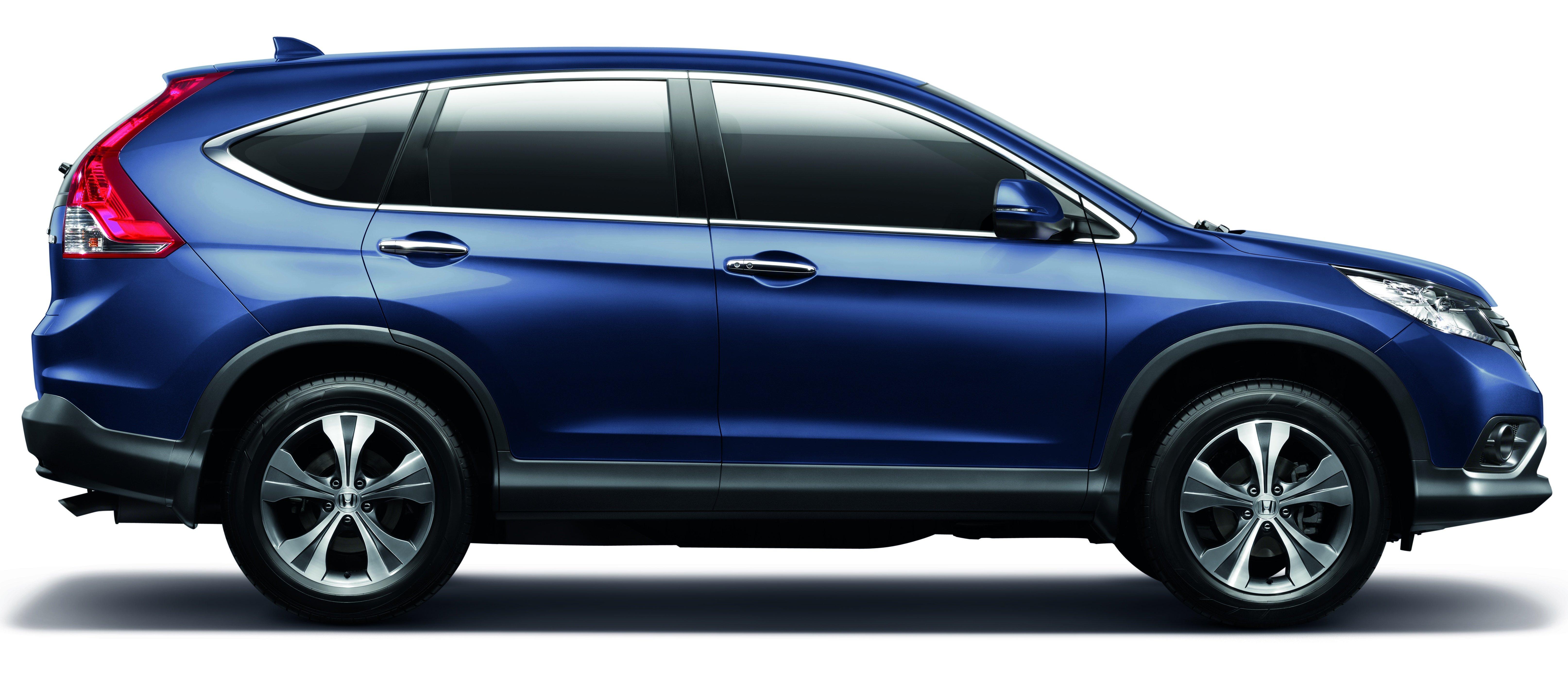 Honda CR-V 2014 Colors