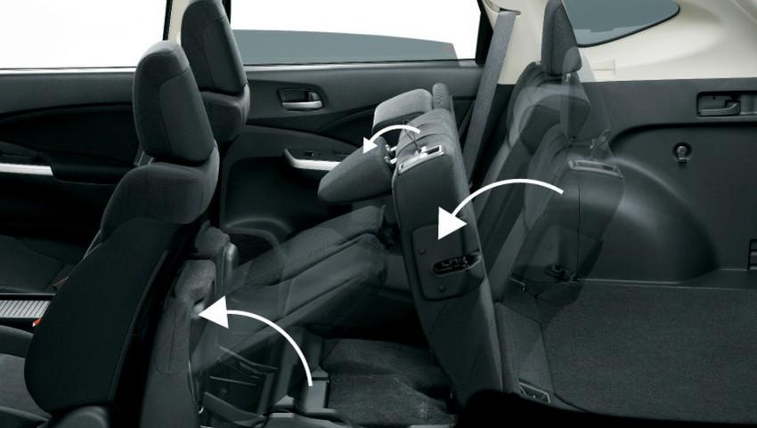 Honda CR-V launched – 2.0 litre, CKD, RM148,800 Image #159189
