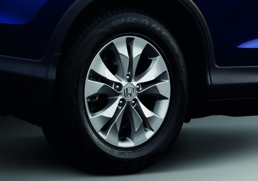 Honda CR-V launched – 2.0 litre, CKD, RM148,800 Image #159187