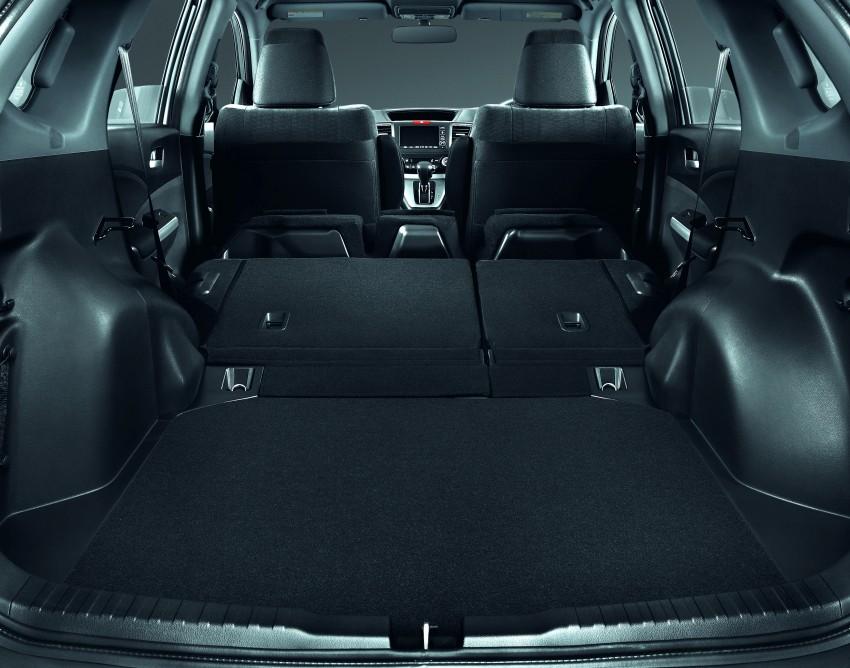 Honda CR-V launched – 2.0 litre, CKD, RM148,800 Image #159186