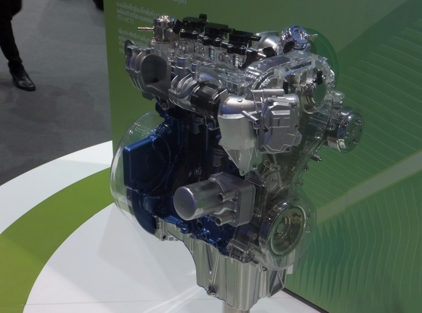 Ford Fiesta facelift gets ASEAN premiere in Bangkok – will now feature 1.0 litre EcoBoost turbo engine Image #163951