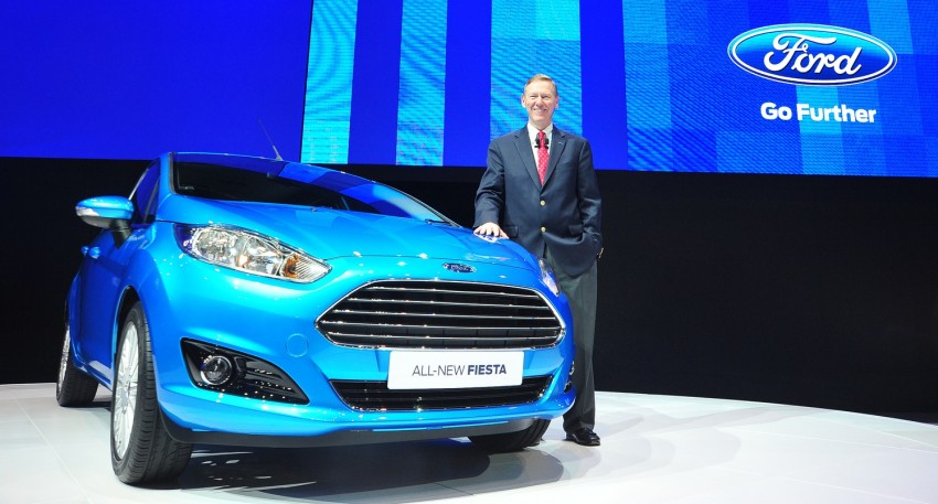 Ford Fiesta facelift gets ASEAN premiere in Bangkok – will now feature 1.0 litre EcoBoost turbo engine Image #164369