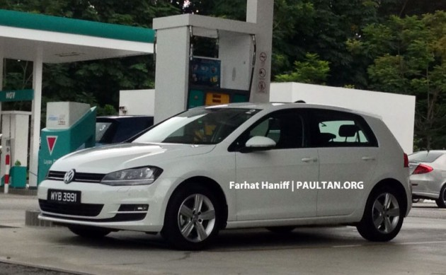 Volkswagen Golf Mk7 Malaysia Infohub - Paul Tan's Automotive News