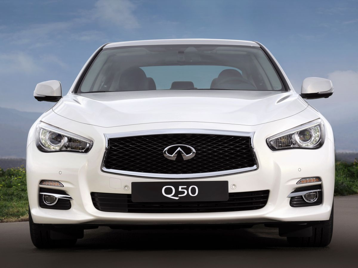 2014 Infiniti Q50 For Sale >> Nissan to introduce Infiniti in Japan next year - Q50 is Skyline