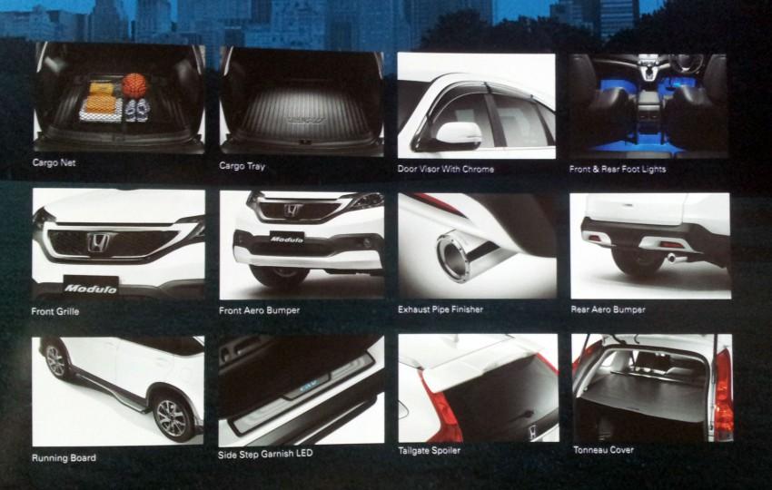 Honda CR-V launched – 2.0 litre, CKD, RM148,800 Image #159072