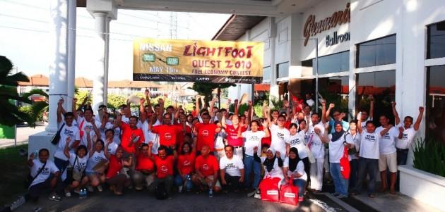 nissan lightfoot quest 2013