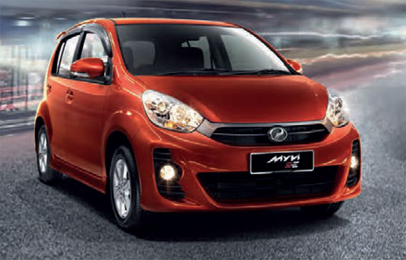 Perodua launches S-Series Viva, Myvi and Alza – all Peroduas now come with 3 years free service Image #161731