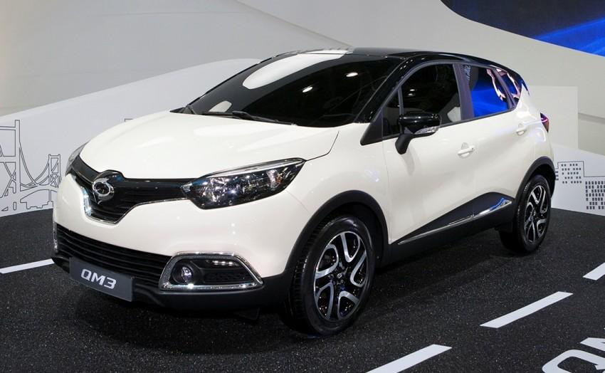 Renault Samsung QM3 – the Captur goes Korean Image #165202