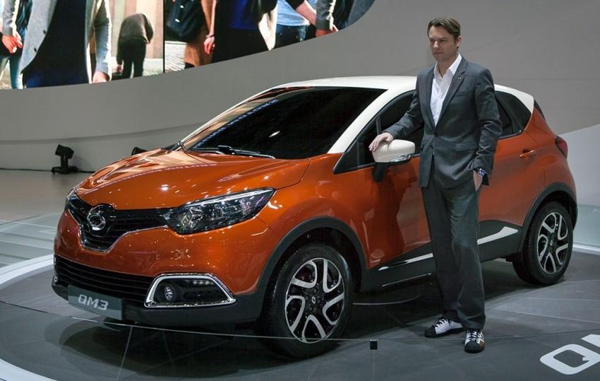 Renault Samsung QM3 – the Captur goes Korean Image #165200
