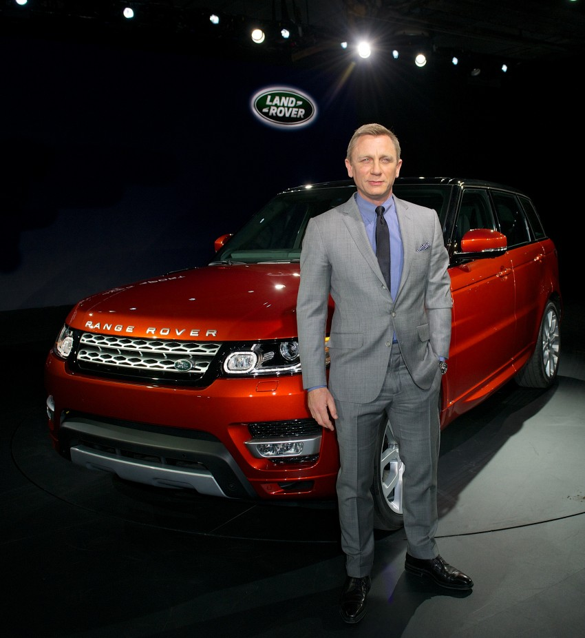 All-new Range Rover Sport loses 420 kg, adds 2 seats Image #164932