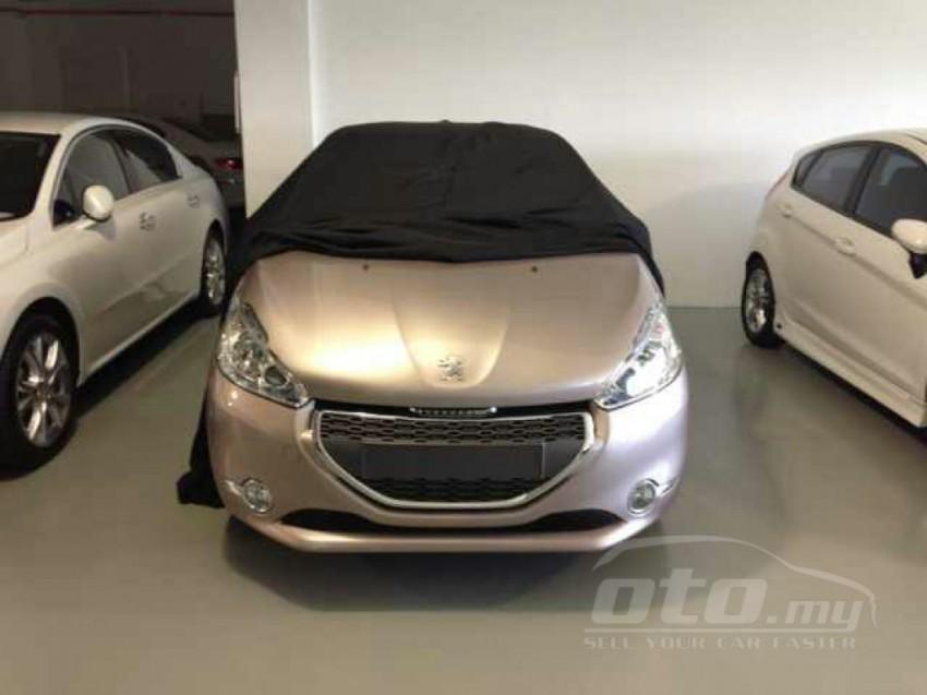 Peugeot 208 – pics of Malaysian spec car surface! Image #162807