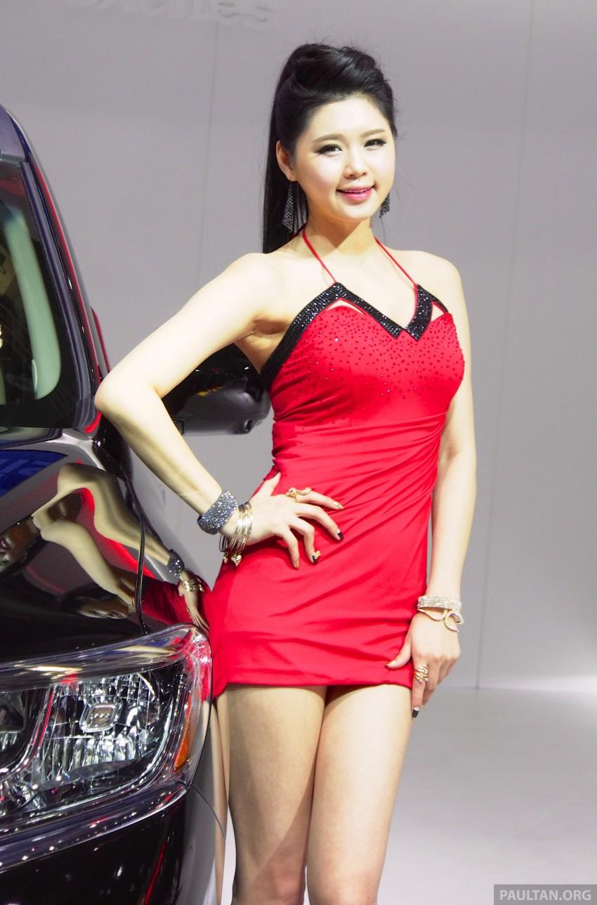 Seoul 2013 – Gangnam Girls say annyeong haseyo! Image #165305