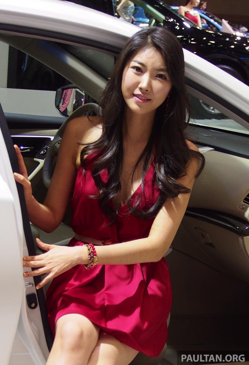 Seoul 2013 – Gangnam Girls say annyeong haseyo! Image #165310