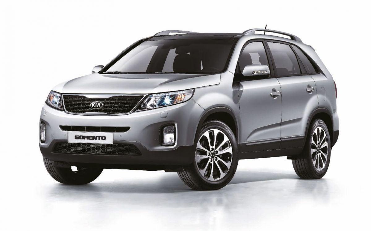 New Kia Sorento Launched 24l Petrol Rm158888 2012 Fuel Filter