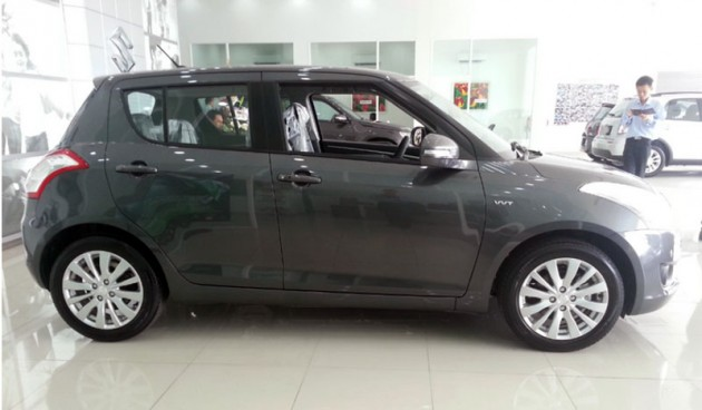 suzuki swift ckd 1
