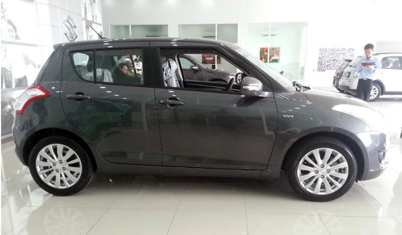 Suzuki Swift: 3rd-gen CKD run begins, price lowered? Image #162059