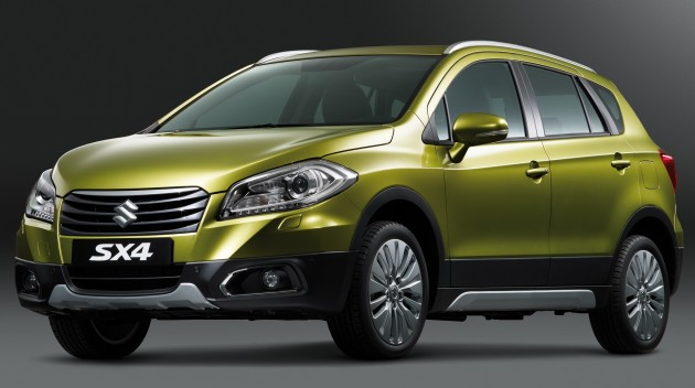 Suzuki SX4 second gen