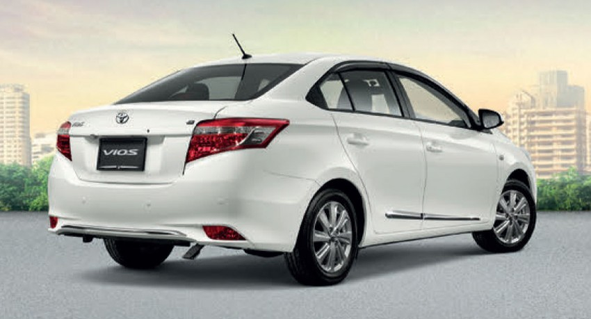 2013 Toyota Vios launched in Thailand – full details Image #163525