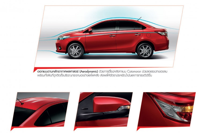 2013 Toyota Vios launched in Thailand – full details Image #163531