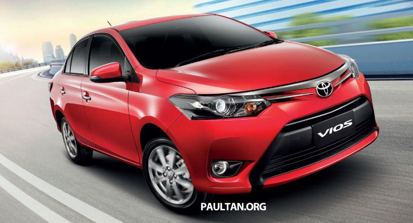 2013 Toyota Vios launched in Thailand – full details Image #163532