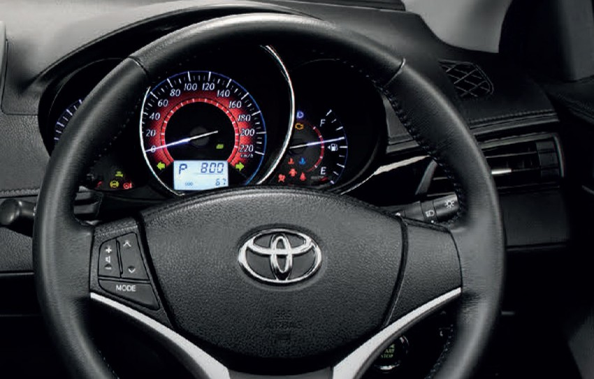 2013 Toyota Vios launched in Thailand – full details Image #163539