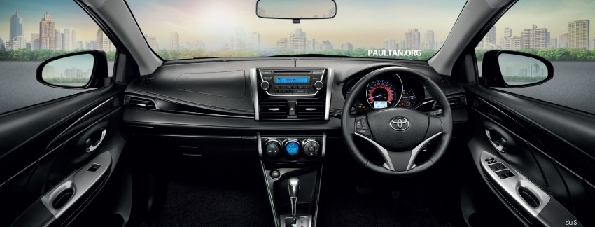 2013 Toyota Vios launched in Thailand – full details Image #163540