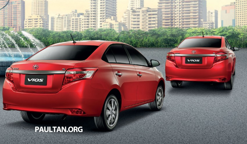 2013 Toyota Vios launched in Thailand – full details Image #163542