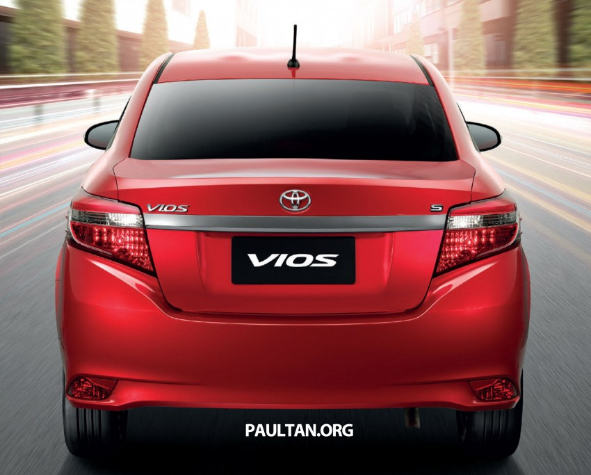 2013 Toyota Vios launched in Thailand – full details Image #163547
