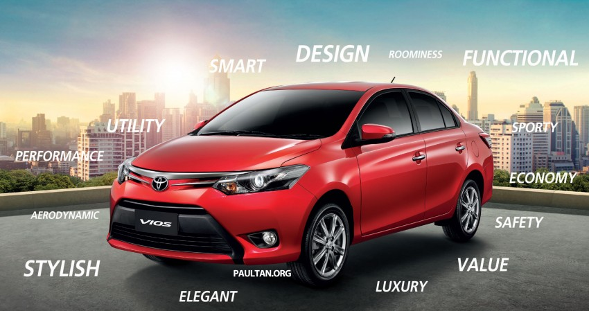 2013 Toyota Vios launched in Thailand – full details Image #163549