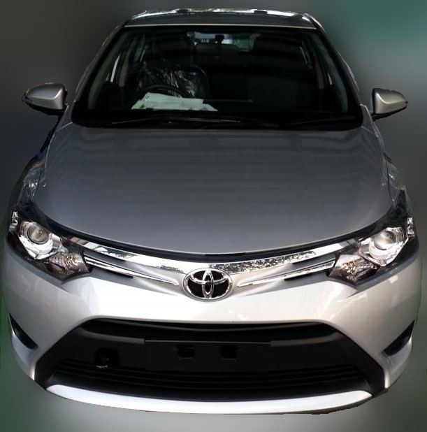 SPYSHOTS: 2013 Toyota Vios snapped undisguised! Image #162706