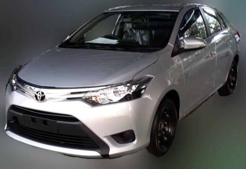 SPYSHOTS: 2013 Toyota Vios snapped undisguised! Image #162719
