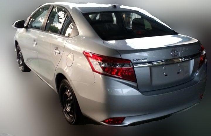 SPYSHOTS: 2013 Toyota Vios snapped undisguised! Image #162709