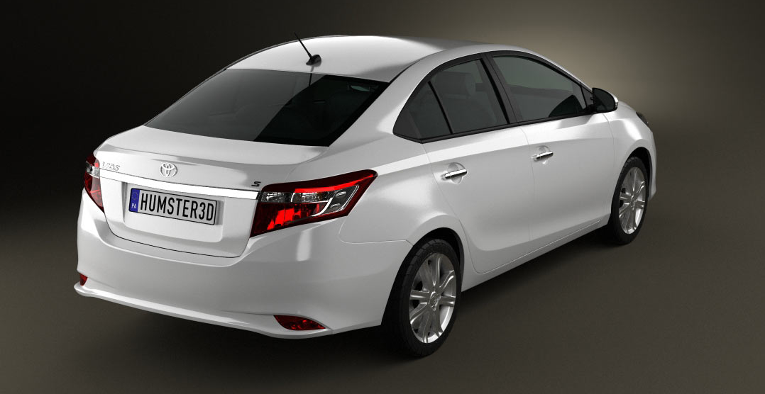 2013 Toyota Vios Launched In Thailand Full Details Image