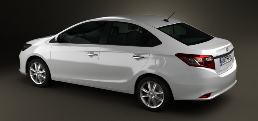 2013 Toyota Vios launched in Thailand – full details Image #178424