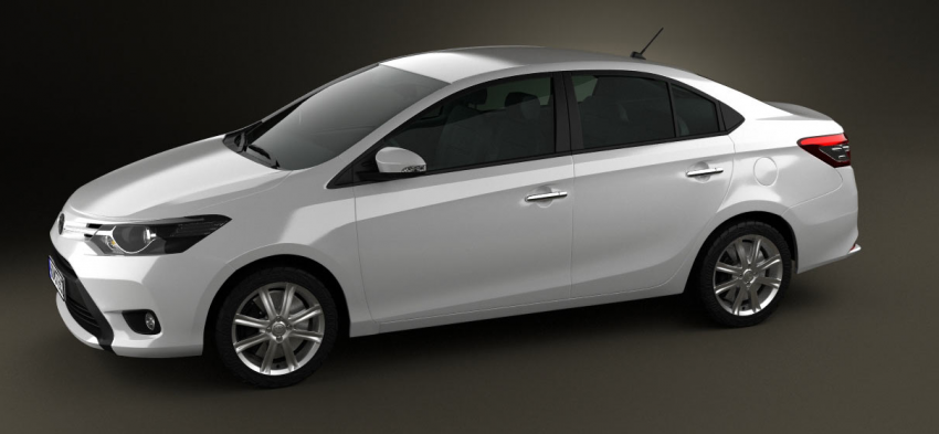 2013 Toyota Vios launched in Thailand – full details Image #178427