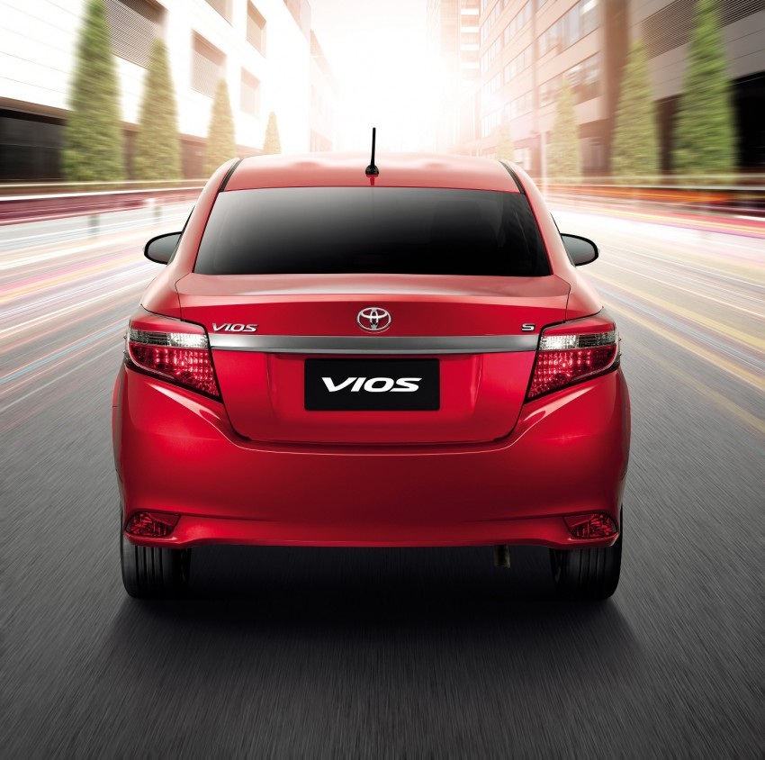 2013 Toyota Vios launched in Thailand – full details Image #166154