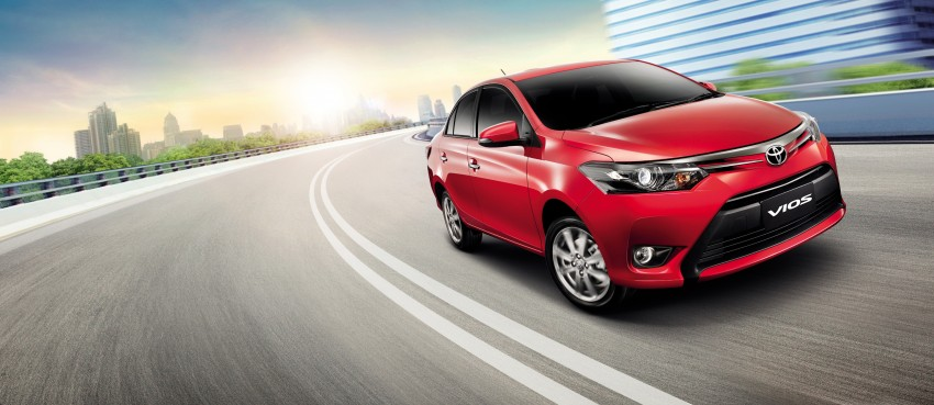 2013 Toyota Vios launched in Thailand – full details Image #166156