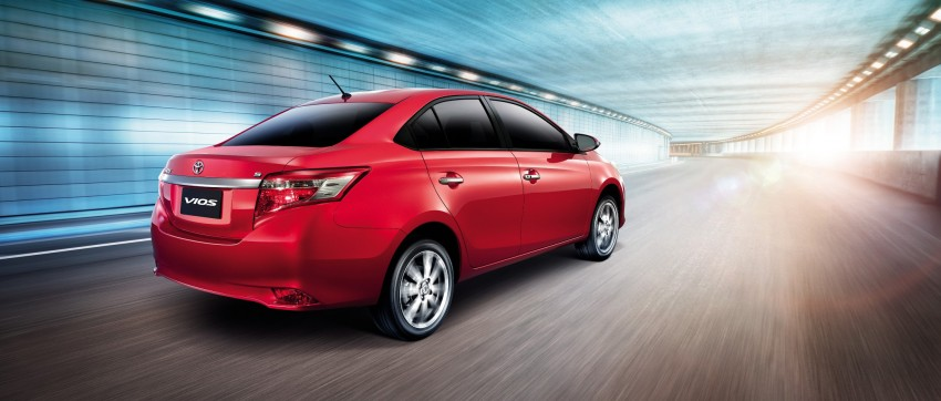 2013 Toyota Vios launched in Thailand – full details Image #166157