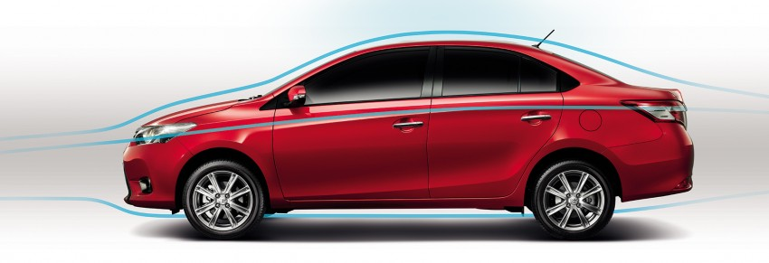 2013 Toyota Vios launched in Thailand – full details Image #166158
