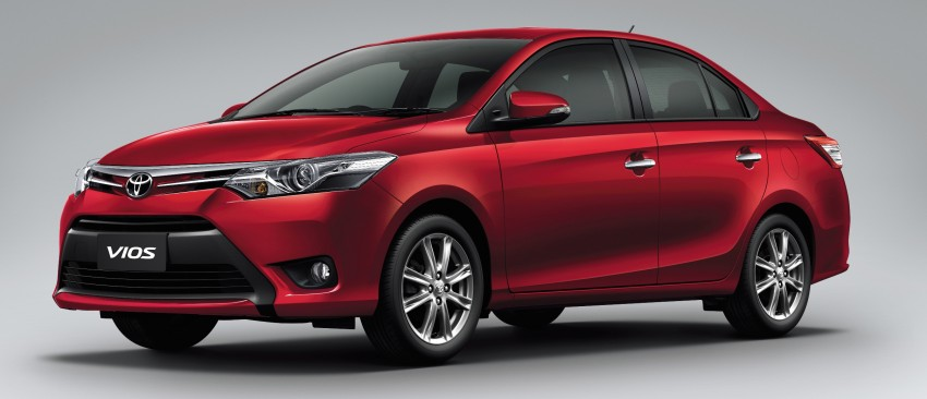 2013 Toyota Vios launched in Thailand – full details Image #166152
